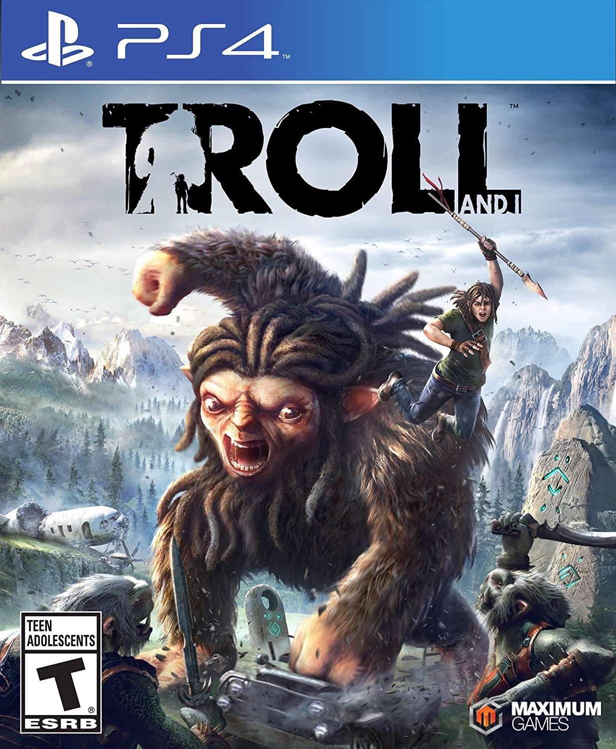 Troll and i coop ps4