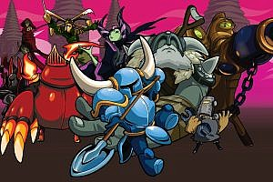 Shovel Knight coop switch