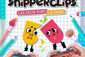 Snipperclips sur switch