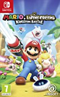 Mario + The Lapins Crétins: Kingdom Battle coop switch