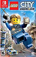 LEGO CITY Undercover coop multijoueur switch