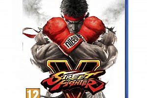 stree fighter 5 sur PS4 - jeu multijoueur