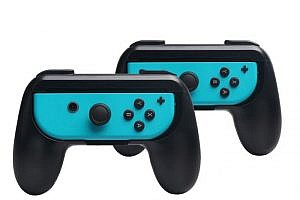 Nintendo Switch Gamepad Grip Handle Joypad Stand Holder