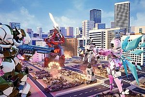 Override: Mech City Brawl multijoueur PS4, Xbox One, PC