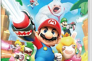 Bon pla Mario + The Lapins Crétins Kingdom Battle