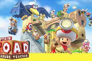 Bon plan Captain Toad Treasure Tracker sur nintendo switch